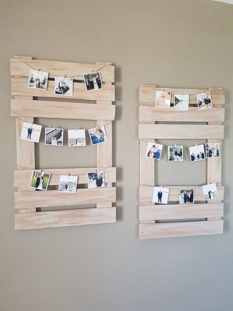 DIY Recyclage d'un Plan de Table de Mariage